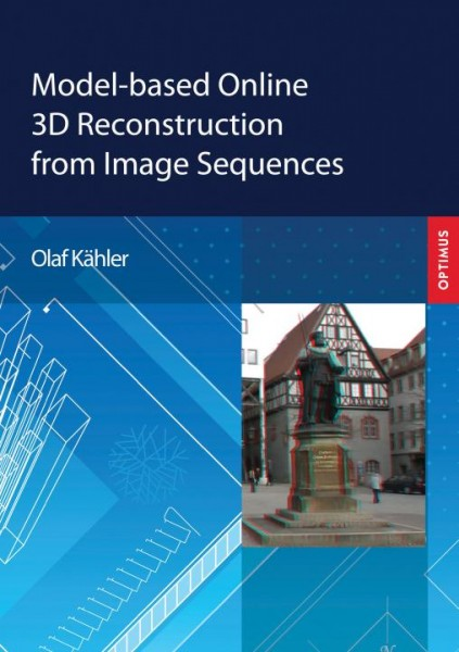 Model-based Online 3D Reconstruction from Image Sequences