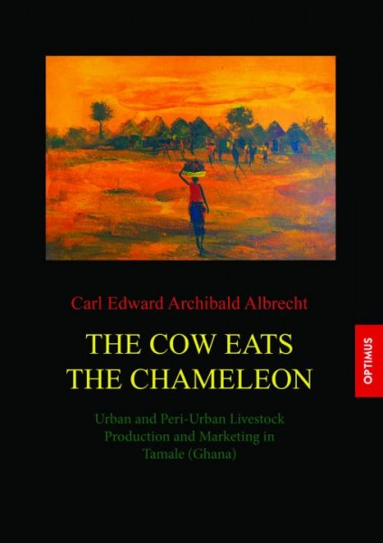 The Cow Eats The Chameleon
