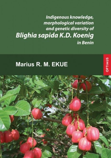 Indigenous knowledge, morphological variation and genetic diversity of Blighia sapida K.D. Koenig in