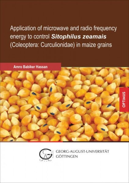 Application of microwave and radio frequency energy to control Sitophilus zeamais