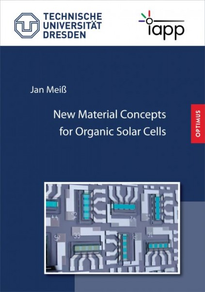 New Material Concepts for Organic Solar Cells