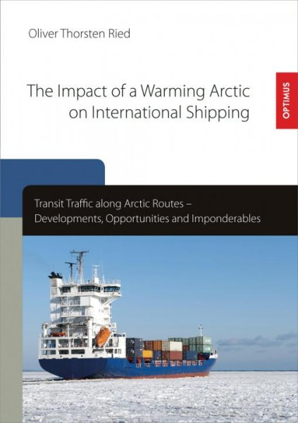 The Impact of a Warming Arctic on International Shipping