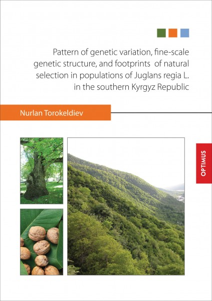 Pattern of genetic variation, fine-scale genetic structure, and footprints of natural selection in p